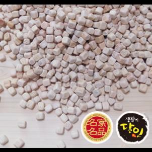 편백나무 큐브칩